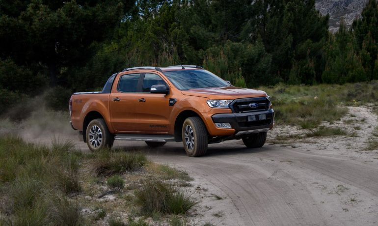 Ford Ranger MY2016 and MY2018 Recall