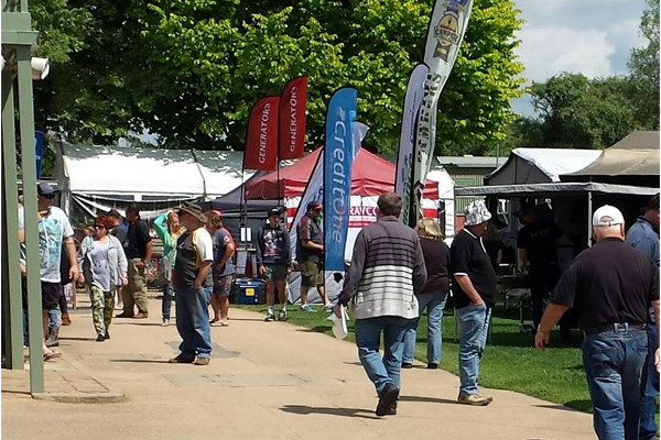 The Great Outdoor and 4x4 Expo - Shepparton